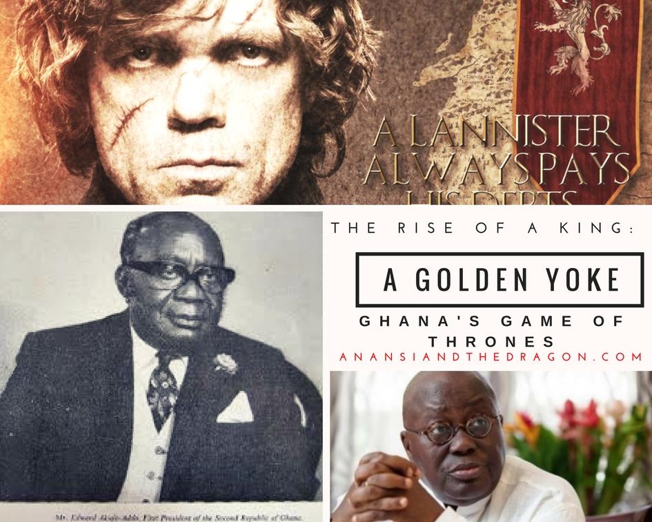 President Edward Akufo, Nana Akufo-Addo, Tyrion Lannister of Westeros