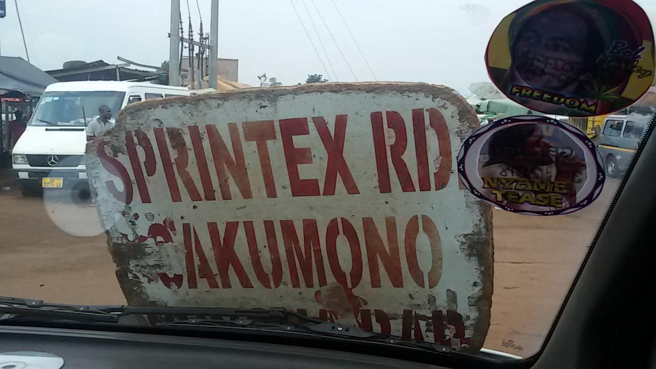 Spintex road car