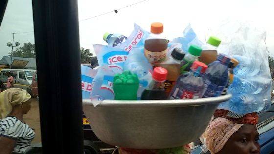 Pure water seller